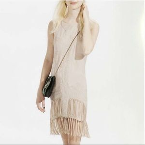 Urban Outfitters Staring At Stars fringe dress Med